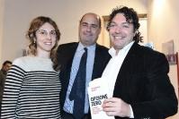 Marianna Madia, Nicola Zingaretti e Francesco Delzio