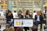 Pippo Civati, Davide Vecchi, Alessandra Sardoni e Marco Travaglio