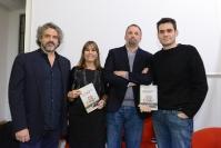 Edoardo Nesi, Simonetta Fiori, Stefano Petrocchi Gabriele Pedullà e Gabriele Pedullà