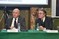 Antonio Patuelli e Paolo Guerrieri