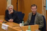 Francesco Piccolo e M.G. Torrente
