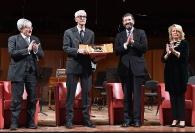Alberto Cairo, Ignazio Marino e Maria Patrizia Grieco
