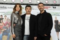 Liz Solari Paolo Genovese e Raoul Bova