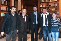 Dario Franceschini e Tony Vaccaro