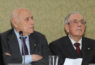 Sergio Carrà e Lamberto Maffei