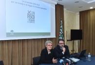 Annamaria Furlan e Maurizio Petruccioli
