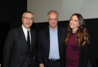 Raffaele Ranucci, Walter Veltroni, Alice Ranucci