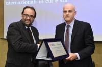 Goffredo Galeazzi e Claudio Descalzi