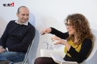 Giorgio Nisini e Valentina Notarberardino