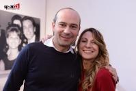 Maria Francesca Gagliardi e Giorgio Nisini