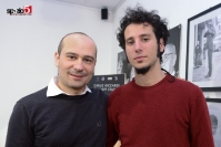 Giorgio Nisini e Fabio Micalizzi