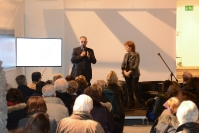 Massimo Gazzè e Marisa Ranieri