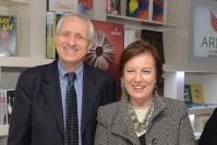 Roberto Ippolito e Paola Gaglianone