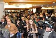 Inaugurazione Libreria Arion Montecitorio