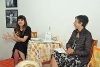 Isabella Pedicini e Giuseppina Torregrossa