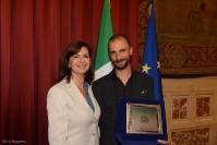 Fabio Genovesi, Laura Boldrini,