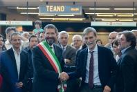 Ignazio Marino e Graziano Delrio