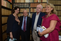 Katja Petrowskaja, Tullio De Mauro, Lucio Battistotti, Maria Ida Gaeta
