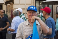 20150714 - Manifestazione pensionati Roma