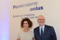 Luisa Todini e Francesco Caio