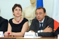 Marta Leonori e Stefano Esposito