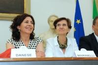 Francesca Danese, Giovanna Marinelli
