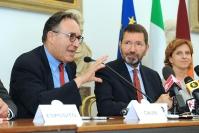Marco Causi e Ignazio Marino
