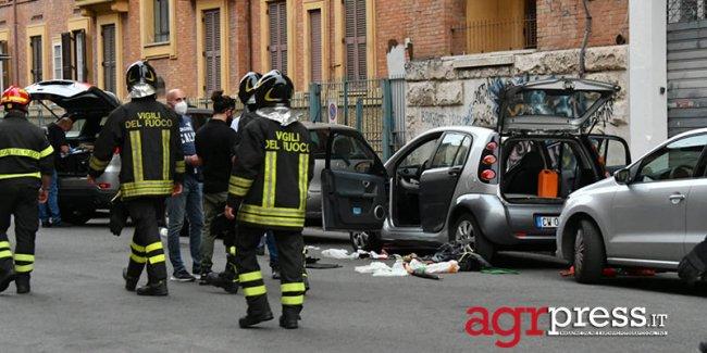 Allarme bomba in zona Prati aRoma