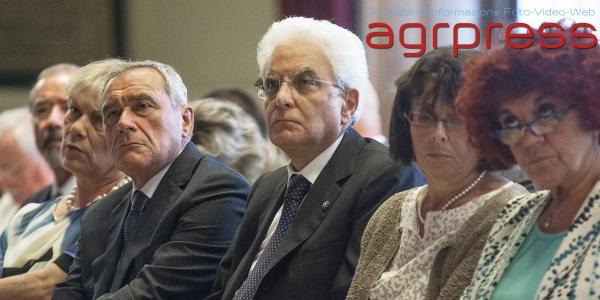 Sergio Mattarella (foto di archivio)