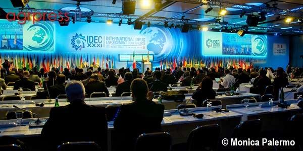 IDEC 2014, lotta internazionale al narcotraffico - AgrPress