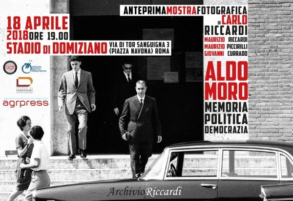 """""""Aldo Moro. Memoria, politica, democrazia""""."""