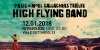 'The High Flying Band' in concerto al Riverside di Roma