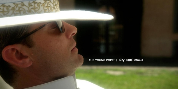 "Sky, le prime Immagini di ""The Young Pope"", la serie tv di Paolo Sorrentino"