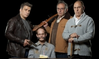 Anello d'Oro RNFF a Big Bad Wolves
